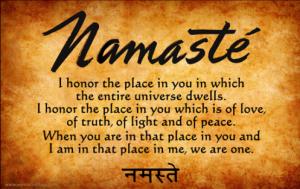 Namaste (Image: ishmag.com)