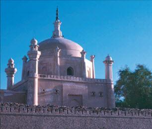 Pir_HK_Mausoleum