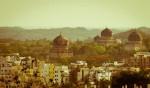 Qutb Shahi Tombs at Hyderabad