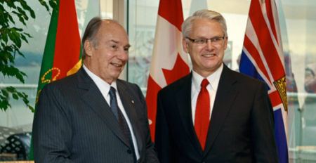 Reflection - Gordon Campbell - An excellent choice of Canada's Ambassador to the Ismaili Imamat