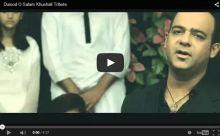 SR Media Group: Durood O Salam Khushali Tribute