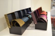 The AKM Ties are a special and unique gift idea (Photo: Toronto Sun)