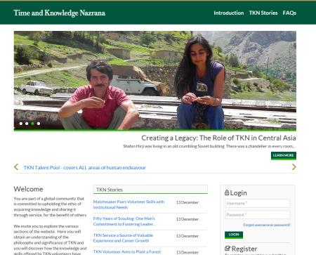 TKN Website