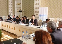 WHO - conference-rotavirus-tajikistan-2014