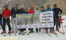 Organized by Mountaineer Mirza Ali: Pakistan's First National Youth Ski Camp