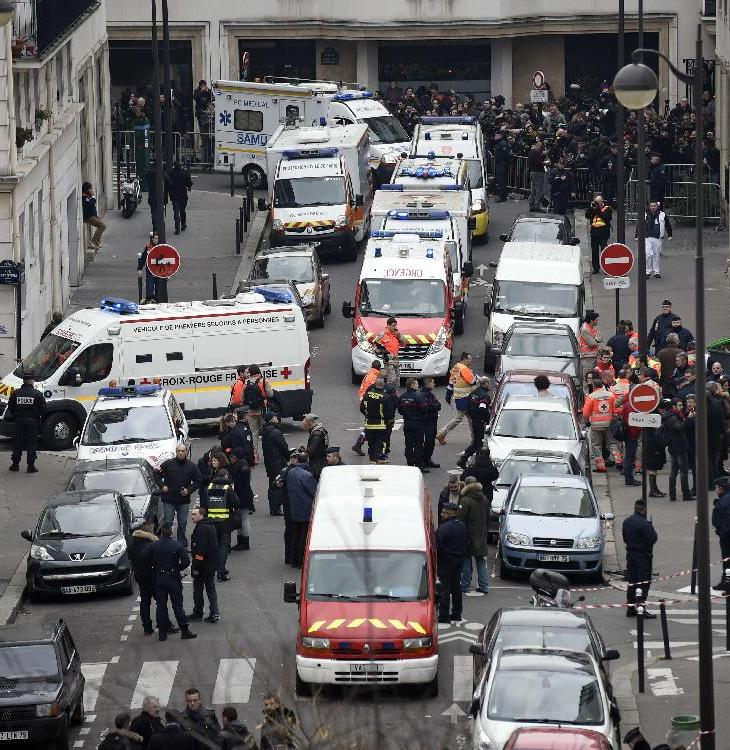 Letter to Edmonton Journal - Shafik Bhalloo: The Charlie Hebdo shooting and its aftermath