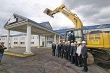 Merani family: Work begins on DoubleTree hotel in Niagara Falls, USA