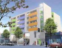 Construction starts on Strathcona library and social housing complex