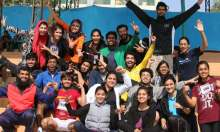 Aga Khan University Hospital Team wins Karachi track and field event