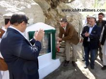 AKDN's Water and Sanitation Extension Programme: Thousands benefit in Chitral, G-B
