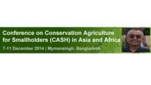 Dr. Amir Kassam: Inaugural Keynote Speaker at Conference on Conservation Agriculture, Bangladesh