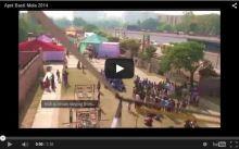 Nizamuddin Urban Renewal Initiative: Apni Basti Mela 2014