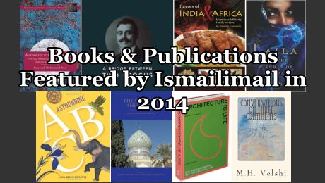 Books & Publications Featured by Ismailimail in 2014