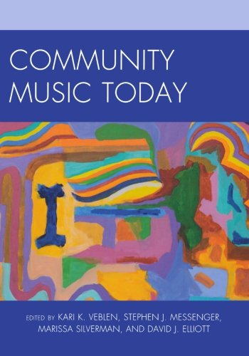 Book: Community Music Today - Canadian Ismaili Muslim Youth Choir