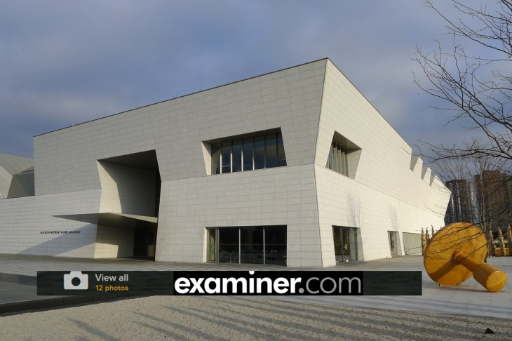 The Aga Khan Museum, Toronto, is a top destination for architecture and design buffs. (Image: Examiner/Lesley Peterson)