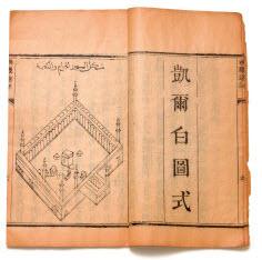 The Chao Jin Tu Ji is the travelogue of Ma Fuchu (Image via AKDN /  Aga Khan Museum Online Gallery)