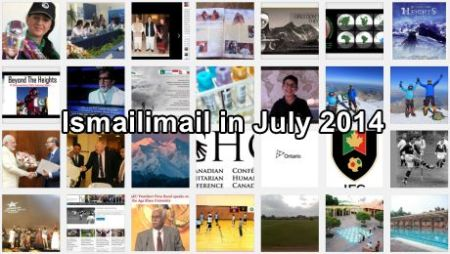 Editors' Picks of the Year (July 2014): Notable Reads on Ismailimail