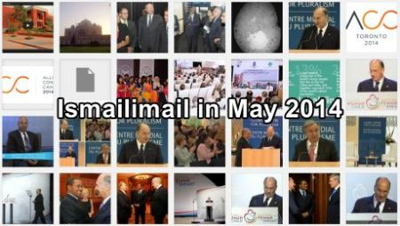 Editors' Picks of the Year (May 2014): Notable Reads on Ismailimail