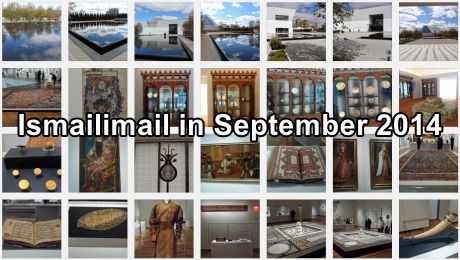 Editors' Picks of the Year (September 2014): Notable Reads on Ismailimail