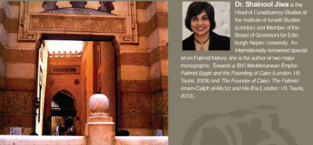 Interview with Dr Shainool Jiwa on The Founder of Cairo - mp