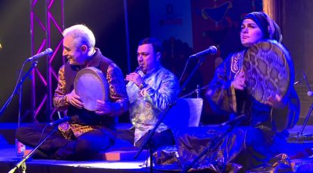 Presented in collaboration with Aga Khan Music Initiative at Jaipur Literature Festival: Alim Qasimov Ensemble