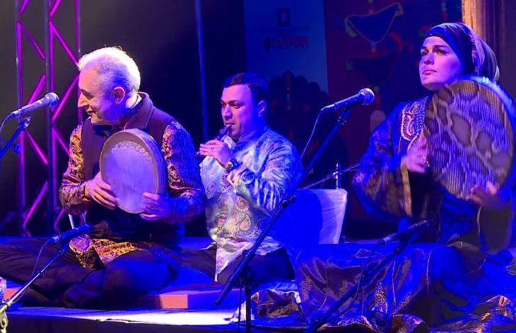 Presented in collaboration with Aga Khan Music Initiative at Jaipur Literature Festival: Alim Qasimov Ensemble