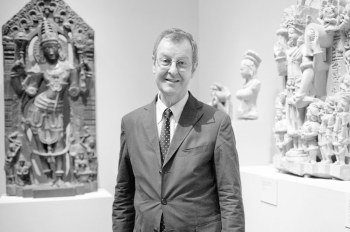 John Guy, Curator of South and Southeast Asian Art at The Metropolitan Museum of Art
