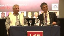 Muhammad Yunus - Alnoor Bhimani - LSE