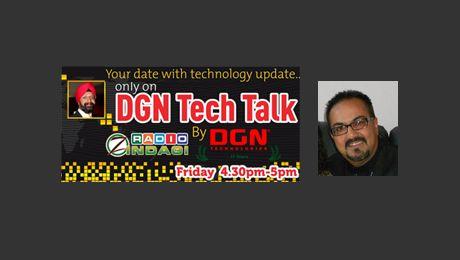 """Radio Zindagi: Nazir Alimohamad explains """"Cloud Computing"""""""