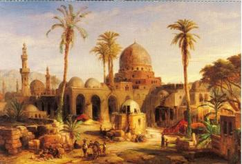 Baghdad was once an intellectual centre and a hub of world trade