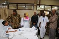 Muhimbili and Bagamoyo Hospitals, Mwambao School: The legacy of Sewa Haji Paroo in Tanzania
