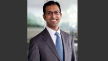 Salim Hirji presents on starting a solo law practice