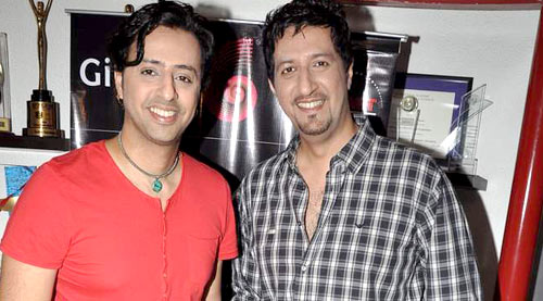 Salim & Sulaiman (Image via Bollywood Hungama News Network)