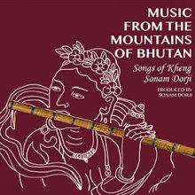 Music from the Mountains of Bhutan from Smithsonian Folkways