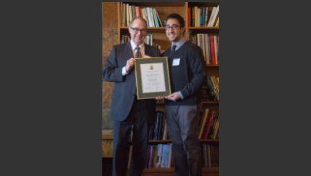 "Winning more than awards: the journey of an undergrad: Shehzad ""Shez"" Kassam"