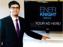 Zakir Hussein's Enerknight digital advertising reaches growing audience