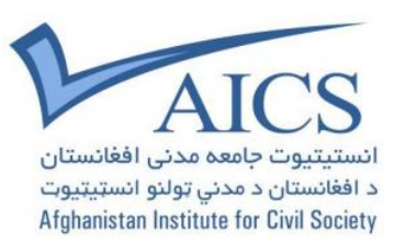 Afghanistan Institute for Civil Society launched with the help of AKDN