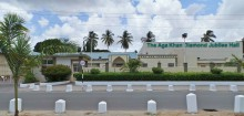 Aga Khan Diamond Jubilee Hall. Dar es Salam, Tanzania
