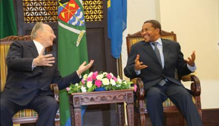 Tanzania grants Aga Khan University charter - Africa Review
