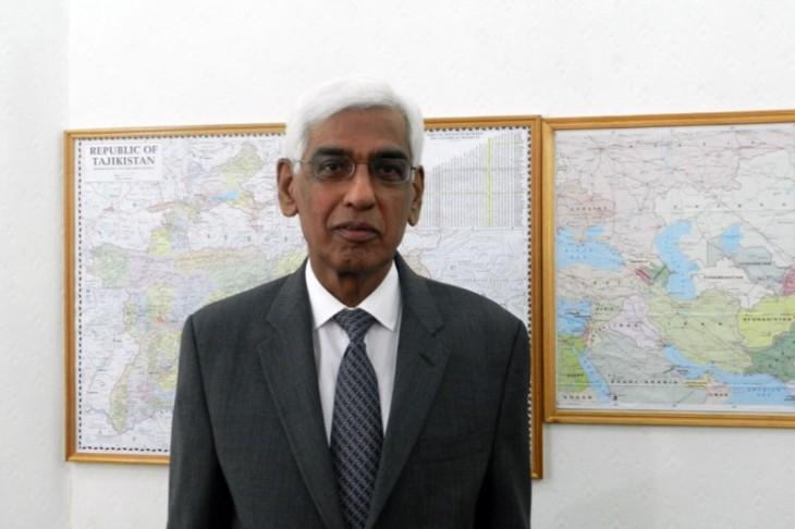 Akbar Ali Pesnani, Resident Representative of The Aga Khan Development Network - Tajikistan