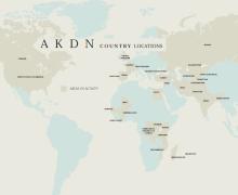 AKDN Map mp