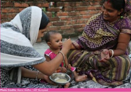 Project Buniyaad: A social crusade for promoting optimal infant and young child feeding (IYCF) in Bihar