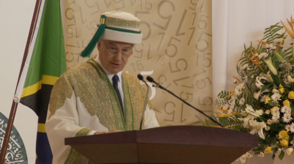 AKU 2015 Convocation - Dar es Salaam - His Highness the Aga Khan