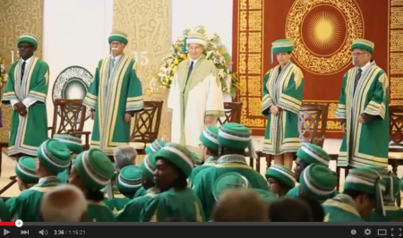 AKU 2015 Convocation - Dar es Salaam - Video