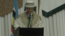 AKU 2015 Convocation - Kampala  His Highness the Aga Khan