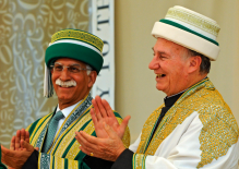 AKU - Chancelor, His Highness the Aga Khan and President, Firoz Rasul