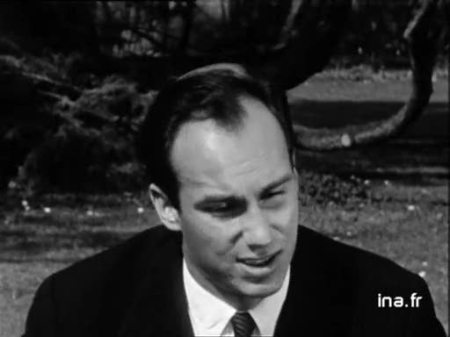 Historical Video: 1961 Interview with His Highness the Aga Khan (in French)