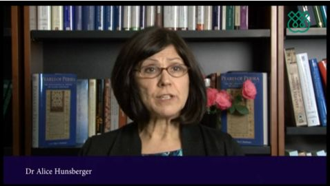Interview with Dr Alice Hunsberger on Pearls of Persia: The Philosophical Poetry of Nasir-i Khusraw