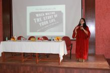 Dr. Farida Virani: Chief Guest at the Convocation Ceremony at Xavier's College of Engineering - Mumbai