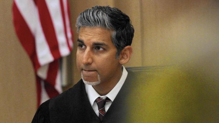 Halim Dhanidina: Los Angeles County Superior Court Judge